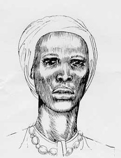 Nanny led slave resistance movement in Jamaica, Communities of escaped former slaves were called maroons.