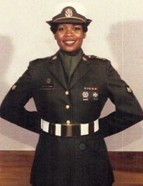 Wendy Whitehurst, a military policewoman was stationed in Korea.