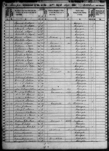 Thomas Dover's US Census Record shows he was born in England in 1794.